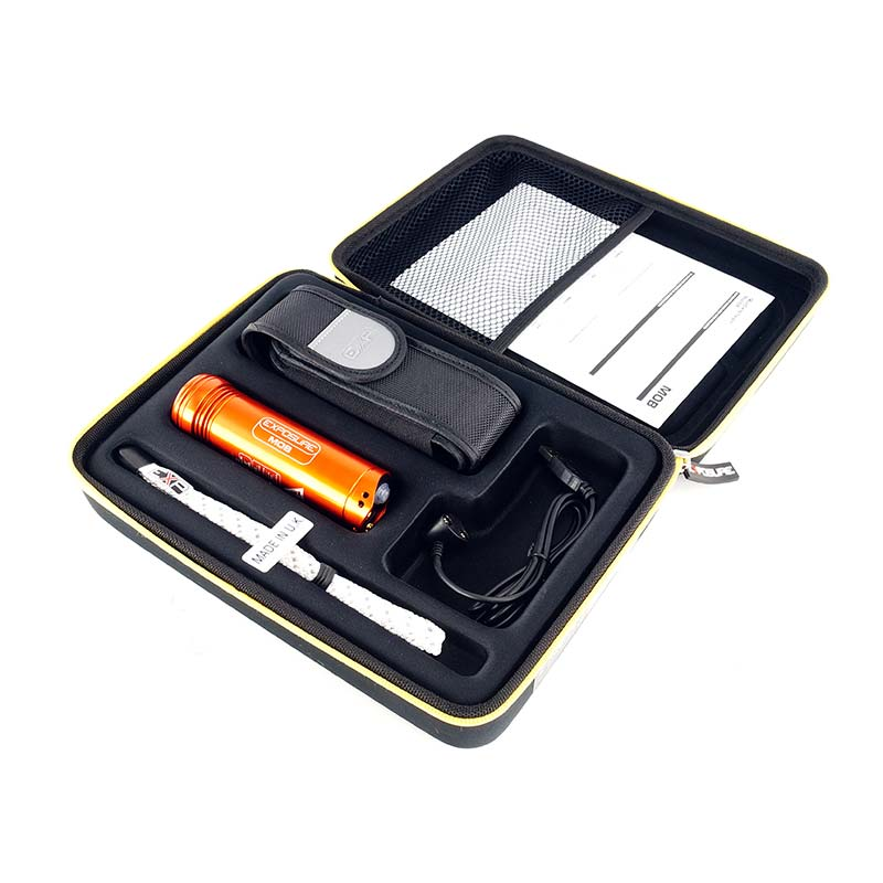 Coffret lampe Exposure Marine MOB