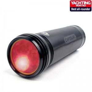 Lampe torche lumière rouge - Exposure Marine X2