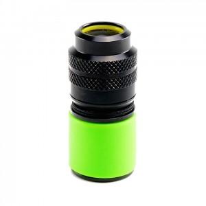 Mini lampe torche, mini lampes torches LED, lumière vert,
